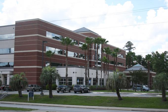Photo Shands Medical Plaza