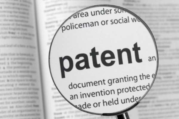 Image of word Patent