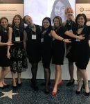 Photo of Ladies of AAN leadership including Dr. Irene Malaty.