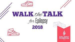 Walk the talk for Epilespy