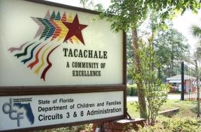 Photo: Tacachale Outreach Building
