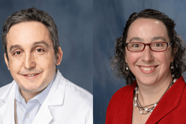 Drs. Okun and Armstrong