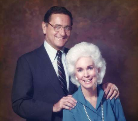 Harry and Dottie Mangurian