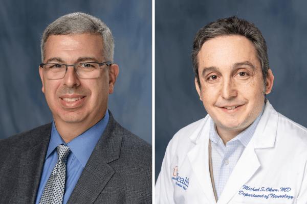 Drs. Jaffee and Okunj