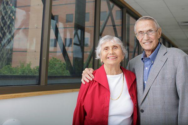 Photo of Mr & Mrs Wilder