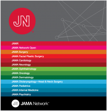 Cover of best of Issue for Jama 2018