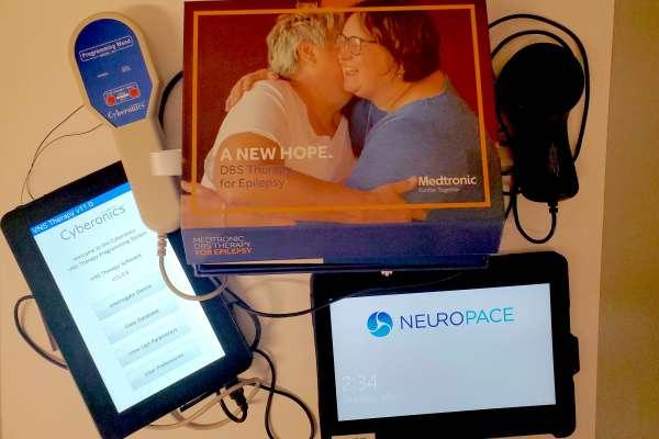 Neuromodulation equipment