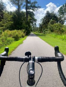 View from Bicycle