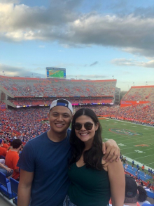 In the Swamp