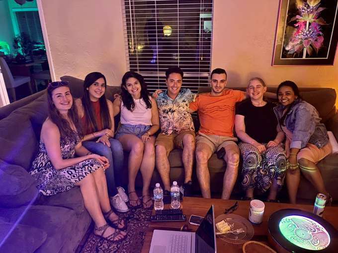 PGY 1 Group Photo